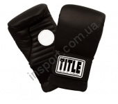 Лапы-перчатки TITLE Boxing Catch-N-Return Mitts 6026