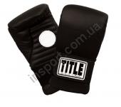 Лапы-перчатки TITLE Boxing Catch-N-Return Mitts 6026