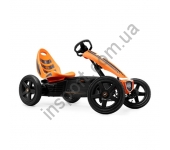 Веломобиль Berg Toys Rally Orange