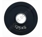 Цветной диск олимпийский обрезиненный RCP19 1,25
