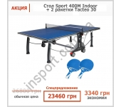 134900 Теннисный стол Cornilleau Sport 400M Indoor Blue