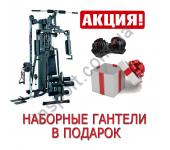 Фитнес станция Finnlo Autark 2200 черная (80кг)