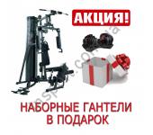 Фитнес станция Finnlo Autark 1500 черная (80кг)