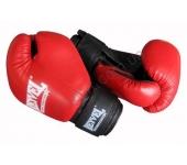 Перчатки боксерские Reyvel ПРО (кожа) 10 oz