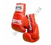Перчатки боксерские Reyvel ПРО (кожа) 12 oz