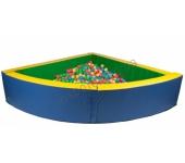 Сухой бассейн МВМ Угол 1,5 (СБ-9)