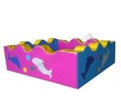 Сухой бассейн МВМ Море 1,5 (СБ-12)