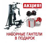Фитнес станция Finnlo Autark 1500 черная (100кг)