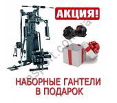 Фитнес станция Finnlo Autark 2200 черная (100кг)