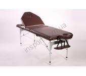 Трехсекционный массажный стол ELITE