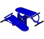 Тренажер для мышц брюшного пресса SG105