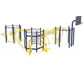 Тренажерный спорткомплекс №3 SG304