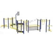 Тренажерный спорткомплекс №4 SG305