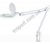 Лампа-лупа настольная 8064 (5 диоптрий)