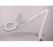 Лампа-лупа настольная LS-6027 LED (3 диоптрии)