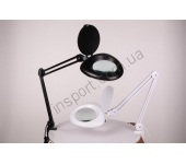 Лампа-лупа настольная CQ-6016 LED (3 диоптрии)