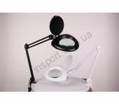 Лампа-лупа настольная LS-6016 LED (5 диоптрий)