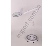 Лампа-лупа на штативе CQ-6027 LED (3 диоптрии)