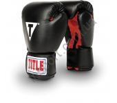Боксерские тренировочные перчатки TITLE Classic 2059