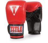 Снарядные боксерские перчатки TITLE Classic Aero Bag Gloves 2089