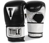 Снарядные перчатки TITLE Pro Heavy Bag Gloves 2066