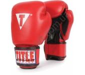 Тренировочные боксерские перчатки TITLE Classic Aero 2090