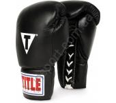 Боксерские тренировочные перчатки Title Classic 2056