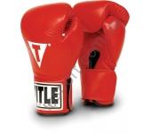 Боксерские перчатки TITLE Boxing Super