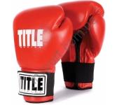 Перчатки для бокса TITLE Boxing Eternal Pro Training 2004