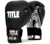 Тренировочные боксерские перчатки TITLE Platinum 2078