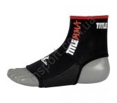 Бандаж для голеностопного сустава TITLE MMA Pro Ankle/Foot Grips 8365