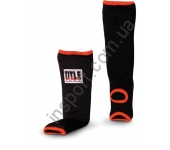 Щитки для ног TITLE Classic MMA Slip-on Shin Guards 5081