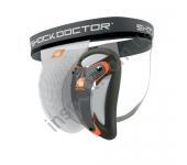 Компрессионный бандаж+ракушка Shock Doctor Ultra Supporter 5068