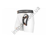 Компрессионные шорты с ракушкой Shock Doctor ULTRA BOXER COMPRESSION SHORT 8698