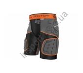 Защитные шорты с протекторами Shock Doctor ULTRA SHOCKSKIN 5-PAD 8687