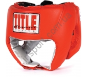 Боксерский шлем TITLE Classic Amateur Competition 5037