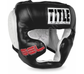 Закрытый защитный шлем TITLE GEL® World Full-Face Training Headgear 5120