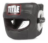 Боксерский бесконтактный шлем TITLE Platinum Paramount 5152