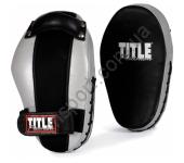 Пэды смешанных ударов TITLE Platinum Contoured 6003