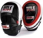 Лапы для смешанных единоборств TITLE MMA Gel 6027