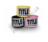 Бинты мексиканские TITLE Boxing Mexican Style Hand Wraps 4001