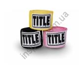 Бинты мексиканские TITLE Boxing Mexican Style Hand Wraps 4001