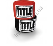 Бинты боксерские TITLE Boxing Traditional Weave Hand Wraps 4012
