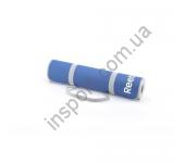 Мат для фитнеса двухсторонний Reebok RAEL-11024BL (In-Atl)