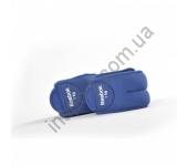 Утяжелители на щиколотку Reebok 1 кг RAEL-11073BL (In-Atl)