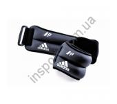 Утяжелители на щиколотку и запястье Adidas 1,5 кг ADWT-12228 (In-Atl)