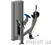X 131 Тренажер для ягодичных мышц радиальный