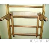 Навесные гимнастические брусья до 100 кг