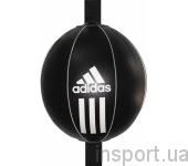 Груша кожаная боксерская двухконечная Adidas ADIBAC111