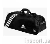 Сумка спортивная Adidas SUPER SPORT  ADIAC050K логотип ММА